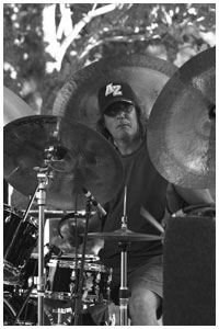 Drummer Paul Sears